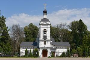 Алексиевский храм д. Середниково