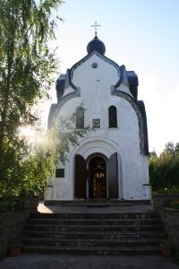 часовня Иулии Анкирской д. Лопотово