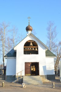 Серафимовский храм с. Алабушево