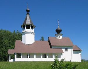 Смоленский храм д. Подолино