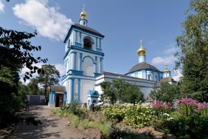 Успенский храм д. Обухово