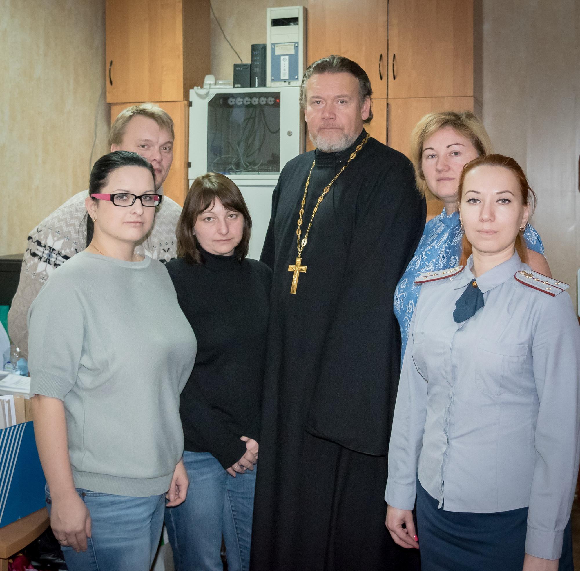 Член священника